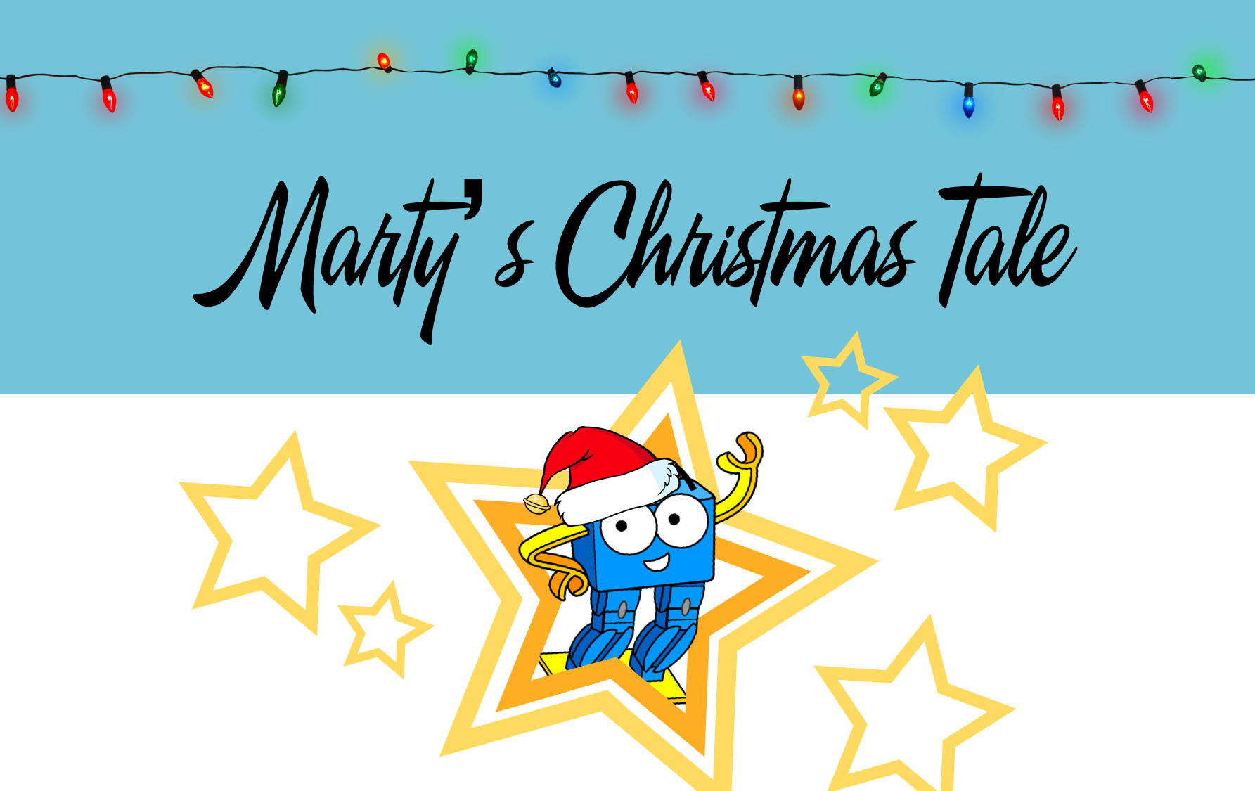 martys christmas tale lesson pack