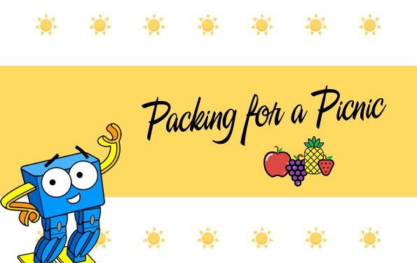 summer 1 - picnic packing