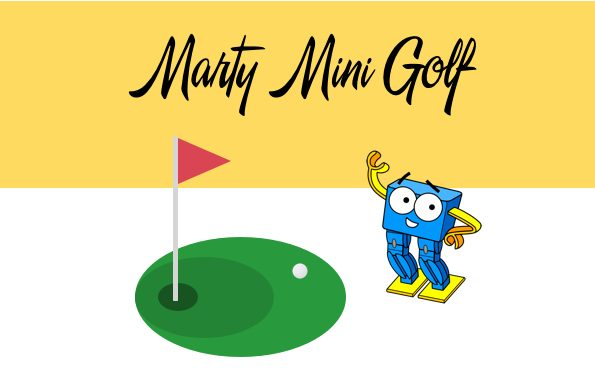 summer 2 - marty mini golf