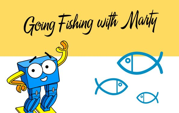 summer 3 - going fishing with marty