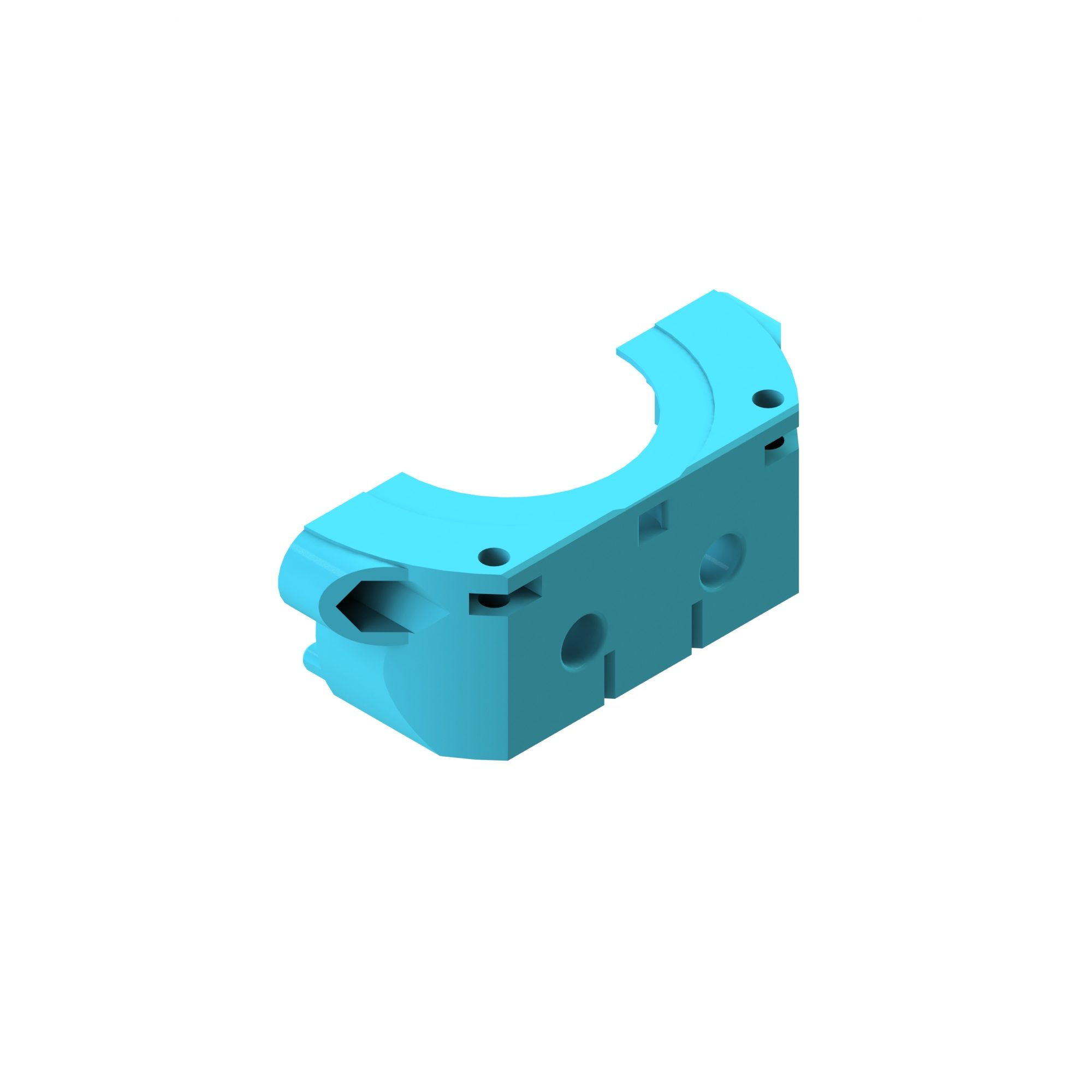 Servo Holder (2 Pin)