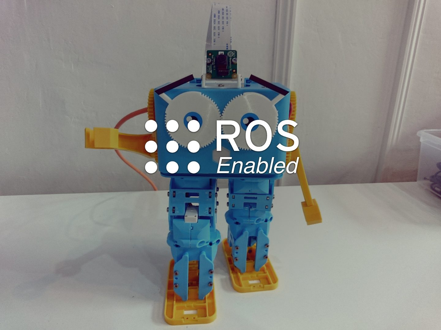 Robotical :: Deep-Dive with ROS