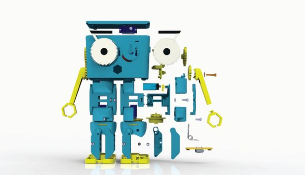 Marty V2 Build Your Own Robot Kit
