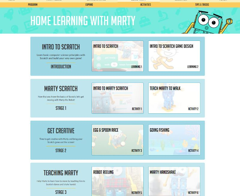 Assembled Marty & 10 Lesson Bundle image 2